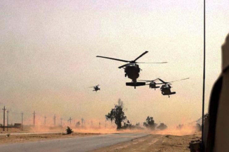 'LA GUERRA DEL GOLFO DEL 2003 PROVOCÓ EL DESASTRE ACTUAL'
