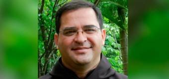 PAPA FRANCISCO NOMBRA A CARMELITA DESCALZO NUEVO OBISPO EN EL SALVADOR