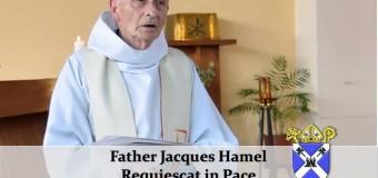 LANZAN CAMPAÑA DE ORACIÓN POR EL PADRE JACQUES HAMEL, ASESINADO POR EL ESTADO ISLÁMICO