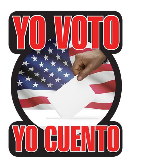MÁS ESFUERZOS PARA AUMENTAR EL NÚMERO DE VOTANTES