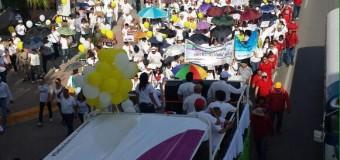 MÉXICO: MILES MARCHAN EN CIUDAD JUÁREZ CONTRA MATRIMONIO GAY DE PEÑA NIETO