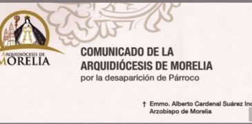 MÉXICO: SECUESTRAN A OTRO SACERDOTE
