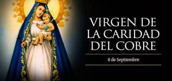 HOY CUBA CELEBRA A LA VIRGEN DE LA CARIDAD DEL COBRE