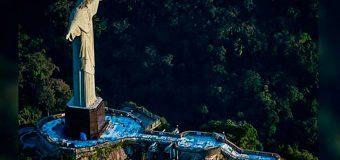 BRASIL: MONUMENTO DEL CRISTO REDENTOR CUMPLE 85 AÑOS