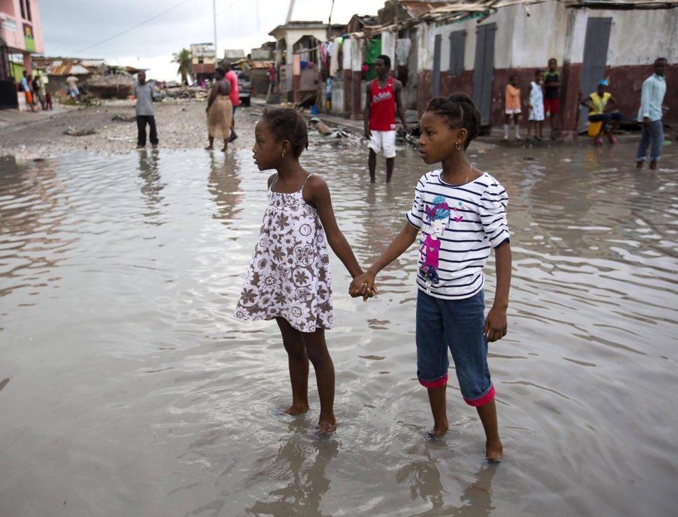 EL PAPA PIDE ORAR POR VÍCTIMAS DE FUERTE HURACÁN EN HAITÍ QUE HA DEJADO 900 MUERTOS