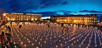 """""""LA NOCHE DE LAS VELITAS"""": LA FIESTA DE COLOMBIA POR LA INMACULADA"""