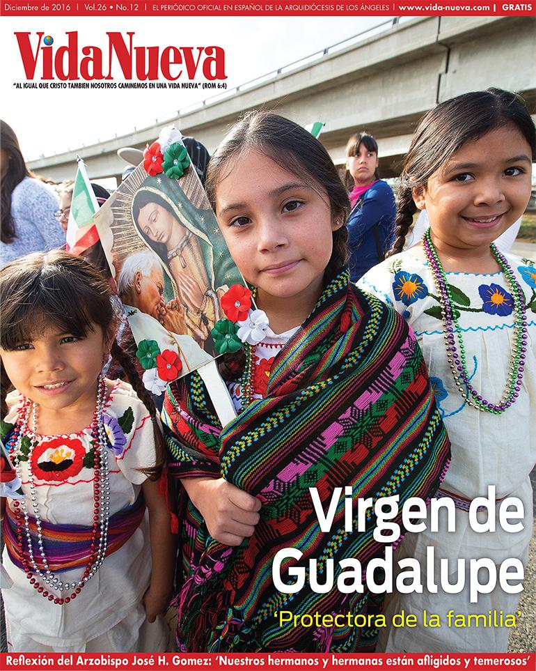 EL MENSAJE DE LA VIRGEN DE GUADALUPE HOY