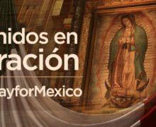 TERREMOTO EN MÉXICO: OBISPOS PIDEN ORACIONES Y SOLIDARIDAD