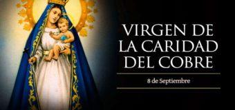 CUBA CELEBRA HOY A LA VIRGEN DE LA CARIDAD DEL COBRE