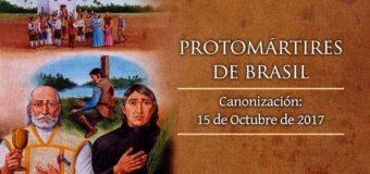 EL PAPA DECLARARÁ SANTOS A MÁRTIRES DE BRASIL Y NIÑOS MÁRTIRES DE TLAXCALA EN MÉXICO