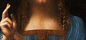 CONOCE LA IMAGEN DE JESÚS QUE LEONARDO DA VINCI PINTÓ JUNTO CON LA MONA LISA