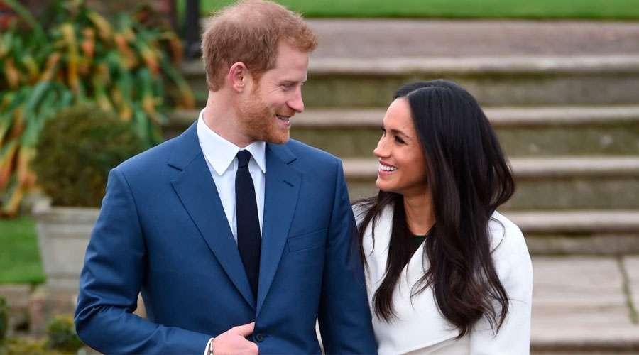 CARDENAL RECUERDA A NUEVA PAREJA REAL DE INGLATERRA QUE EL MATRIMONIO ES PARA TODA LA VIDA