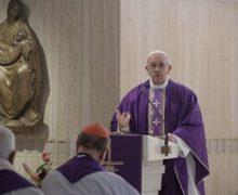 ¿CÓMO PUEDES SABER SI ERES UN CRISTIANO HUMILDE? EL PAPA LO EXPLICA