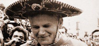 MÉXICO: UN DÍA COMO HOY SAN JUAN PABLO II VISITÓ POR PRIMERA VEZ LA BASÍLICA DE GUADALUPE