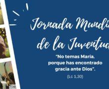 MENSAJE DEL PAPA FRANCISCO POR LA 33º JORNADA MUNDIAL DE LA JUVENTUD