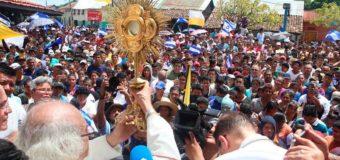 NICARAGUA: OBISPOS RECORRIERON CALLES DE MASAYA PARA EVITAR NUEVA MASACRE