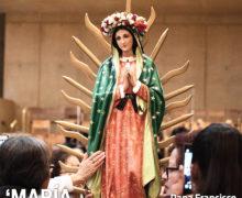 'MARÍA ES EL CORAZÓN DE LA IGLESIA, LA MADRE DE LA FAMILIA DE DIOS'