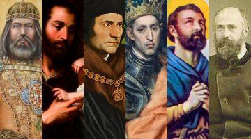 DÍA DEL PADRE: 6 PADRES DE FAMILIA CATÓLICOS QUE ALCANZARON LA SANTIDAD