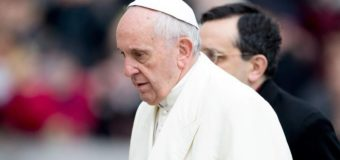 EL PAPA PIDE ACABAR CON LA VIOLENCIA EN NICARAGUA: LA IGLESIA SIEMPRE APUESTA POR EL DIÁLOGO