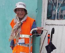 """""""ABUELITA PEREGRINA"""" DE 94 AÑOS CAMINÓ POR 40 DÍAS HASTA LA BASÍLICA DE GUADALUPE PARA PEDIR POR """"LA PAZ MUNDIAL"""""""