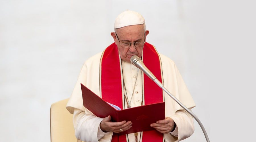 ESTA ES LA CARTA DEL PAPA FRANCISCO AL PUEBLO DE DIOS POR ESCÁNDALO DE ABUSOS SEXUALES