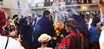 MISA Y PROCESIÓN MARIANA POR EL ANIVERSARIO 237 DE LOS ÁNGELES