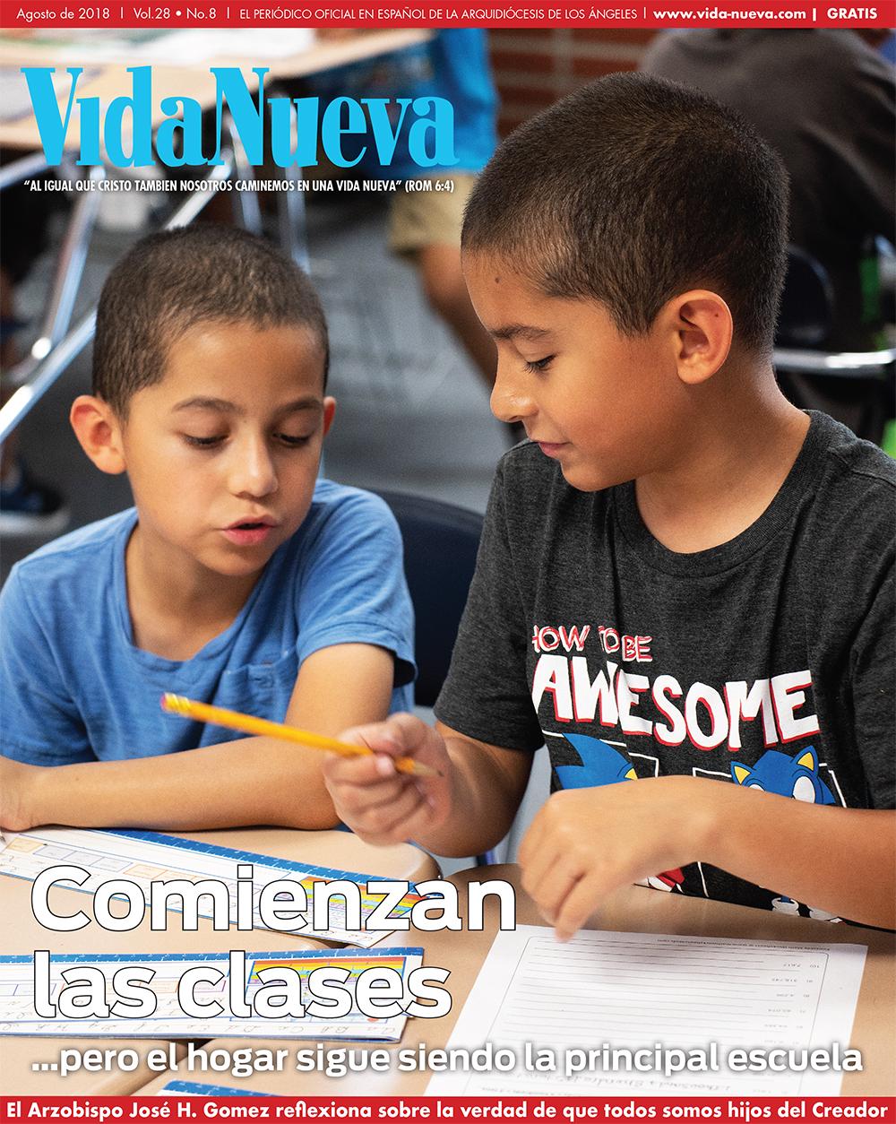 COMIENZAN LAS CLASES