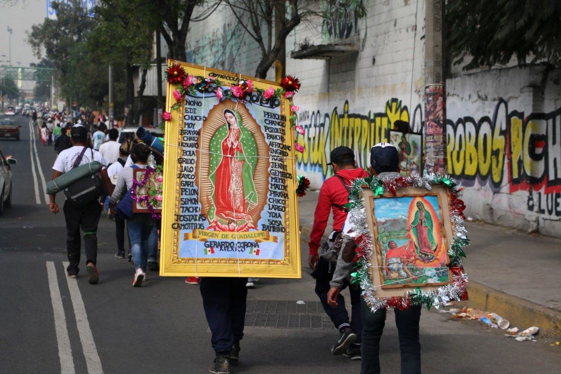 INDEPENDENCIA DE MÉXICO: CON MARÍA DE GUADALUPE LUCHEMOS CONTRA EL MAL, ANIMA OBISPO