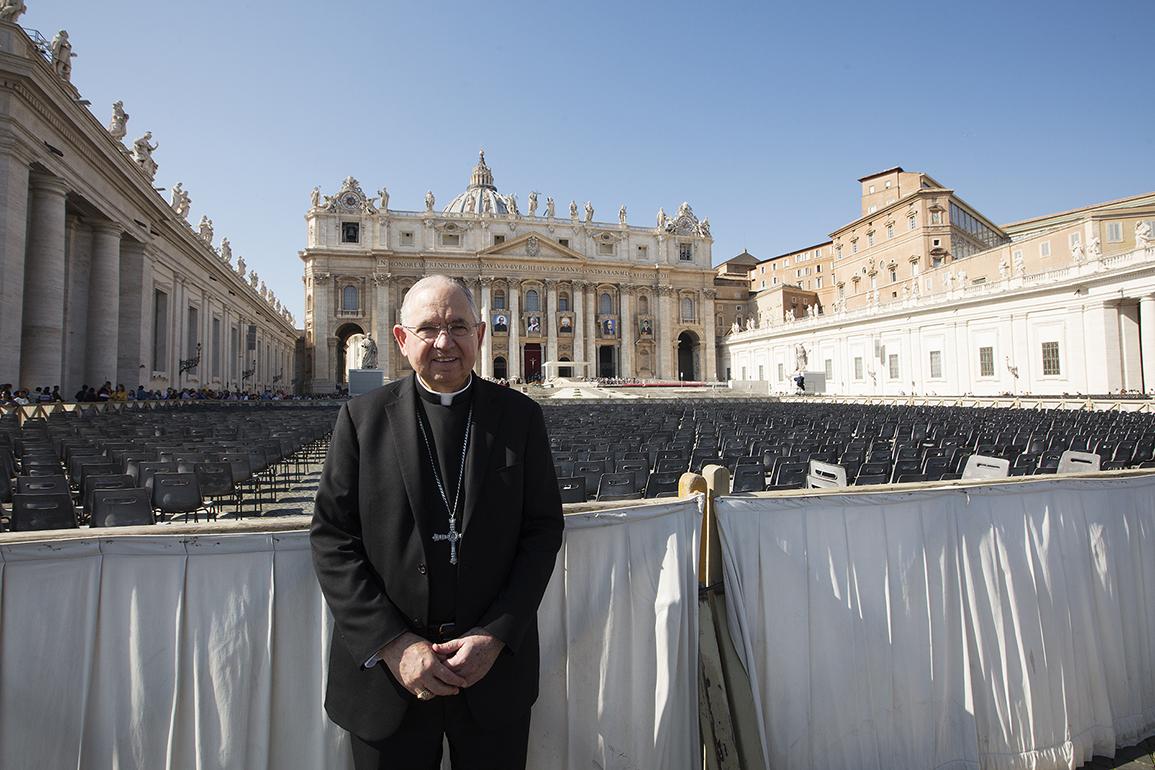 ARZOBISPO GOMEZ: 'SE TRATA DE UN ENCUENTRO PERSONAL CON JESÚS…'