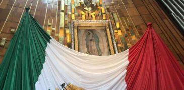 ARQUIDIÓCESIS DE MÉXICO: DE LA MANO DE LA VIRGEN DE GUADALUPE PODREMOS ENCONTRAR LA PAZ