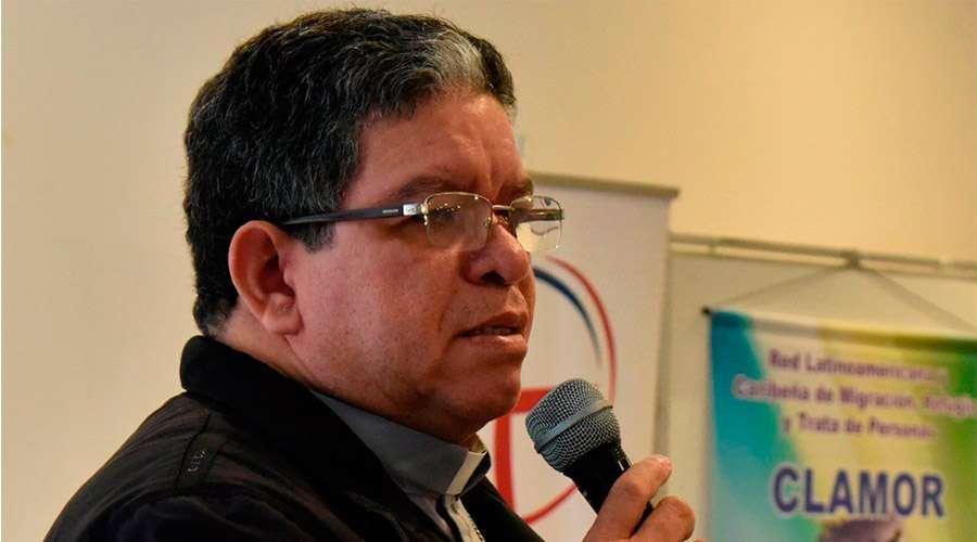 ARZOBISPO DE VENEZUELA: EL PUEBLO TIENE HAMBRE Y HARÁ LO QUE SEA POR SU LIBERTAD
