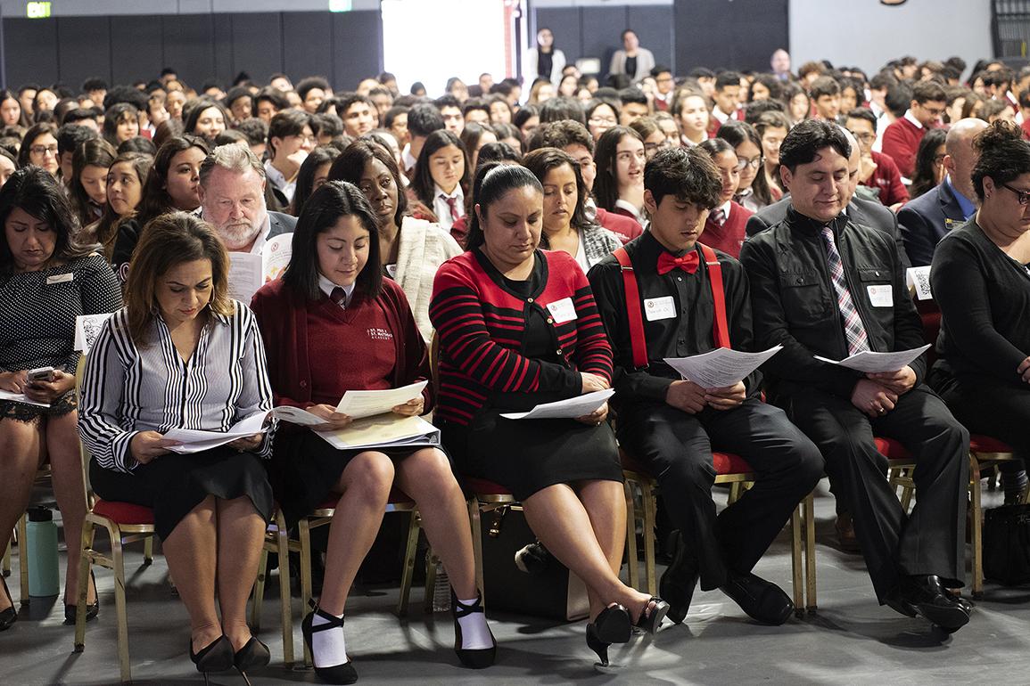 CON MISA ESPECIAL SE DA INICIO A CLASES EN ESCUELAS CATÓLICAS