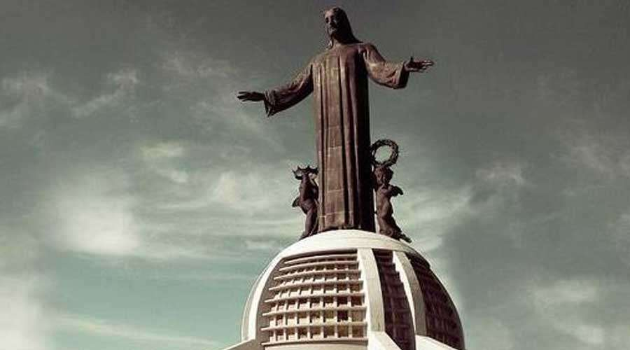 DECENAS DE MILES DE JÓVENES PEREGRINARÁN AL MONUMENTO DE CRISTO REY EN MÉXICO
