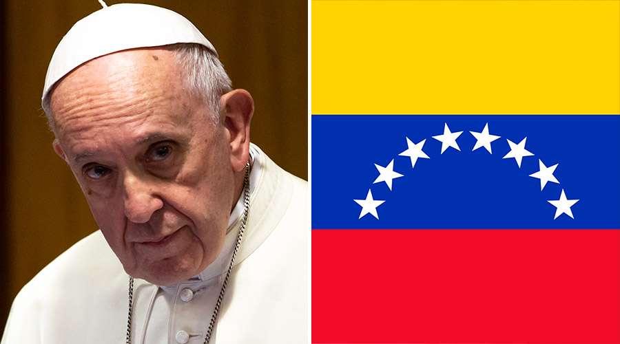 ANÁLISIS: LA POSICIÓN DEL PAPA FRANCISCO CON RESPECTO A VENEZUELA