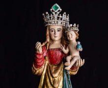 ESTA ES LA PRIMERA IMAGEN DE LA VIRGEN MARÍA QUE LLEGÓ A MÉXICO HACE 500 AÑOS