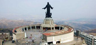 MÁS DE 37 MIL JÓVENES PEREGRINARON AL MONUMENTO A CRISTO REY EN MÉXICO