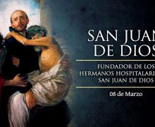 LA FIESTA DE SAN JUAN DE DIOS, PATRONO DE LOS QUE TRABAJAN EN HOSPITALES