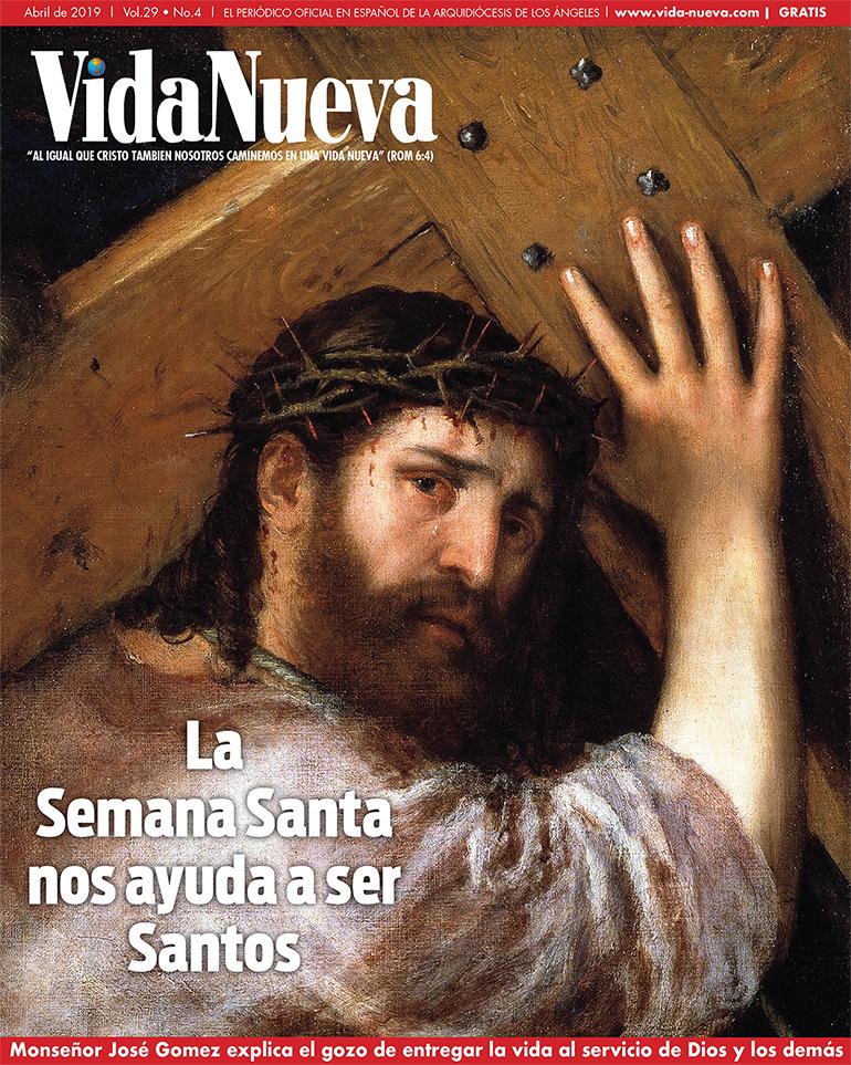 LA SEMANA SANTA NOS AYUDA A SER SANTOS