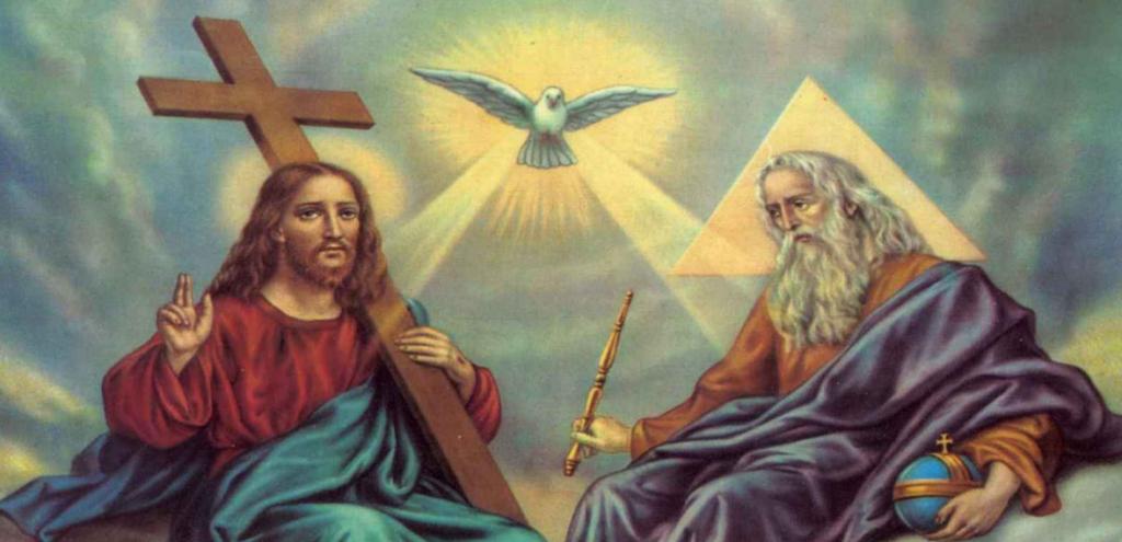 LA SOLEMNIDAD DE LA SANTÍSIMA TRINIDAD, EL MISTERIO DEL AMOR DE DIOS