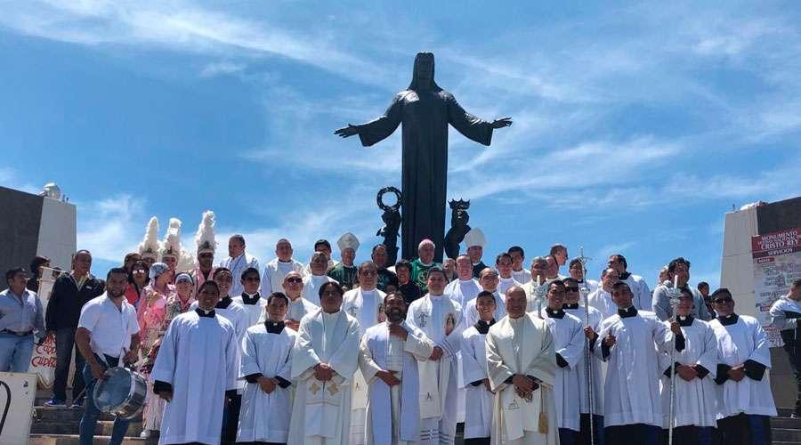 MÉXICO: A LOS PIES DE CRISTO REY, ARZOBISPO EXPLICA SENTIDO DE LAS PEREGRINACIONES