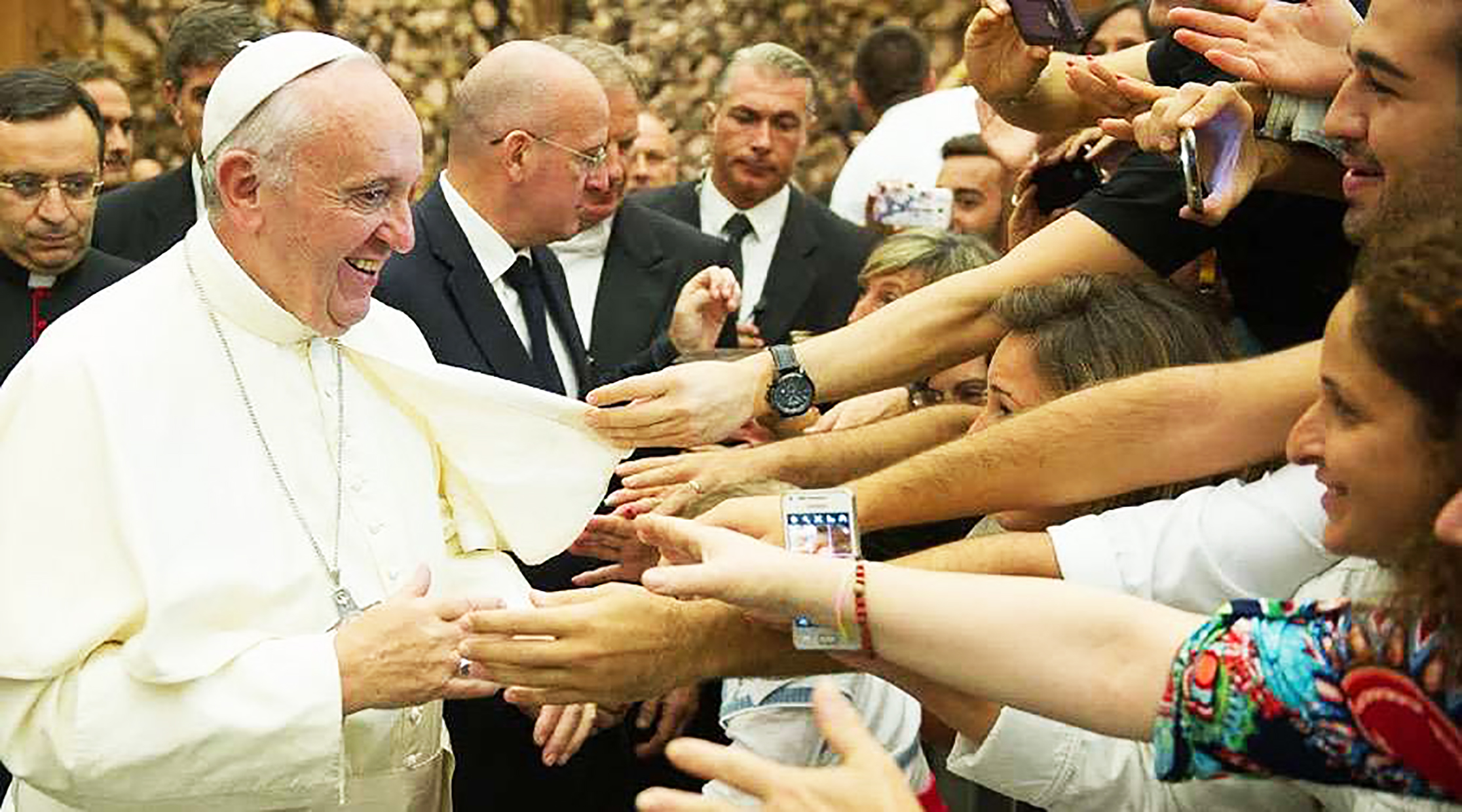 'LA EVANGELIZACIÓN NO CONOCE FRONTERAS NI CULTURAS': PAPA FRANCISCO