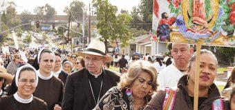 VIRGEN DE GUADALUPE: 'ARCA DE SALVACIÓN'