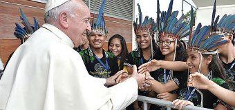 'LA DESTRUCCIÓN DE LA AMAZONÍA TENDRÁ REPERCUSIONES A NIVEL PLANETARIO'