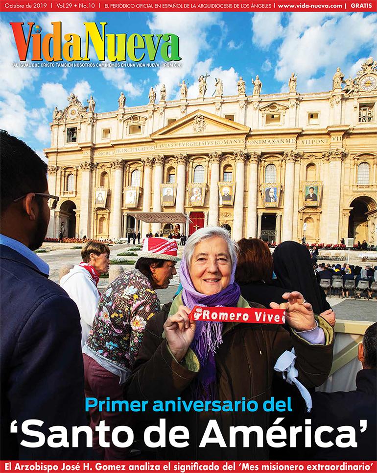 ANIVERSARIO DE CANONIZACIÓN DE SAN ÓSCAR ROMERO