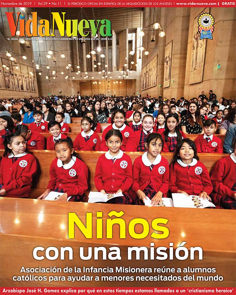 PAPA FRANCISCO: 'YO SOY UNA MISIÓN, TÚ ERES UNA MISIÓN, NOSOTROS SOMOS UNA MISIÓN'