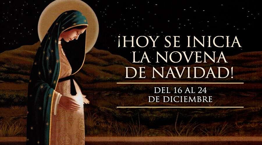 HOY SE INICIA LA NOVENA DE NAVIDAD