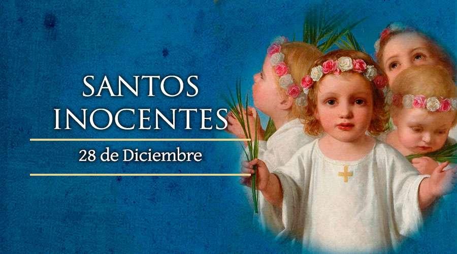 HOY ES FIESTA DE LOS SANTOS INOCENTES, LOS NIÑOS QUE MURIERON POR CRISTO
