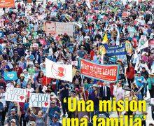ARZOBISPO JOSÉ GOMEZ: 'SOMOS UNA FAMILIA Y TENEMOS UNA MISIÓN'