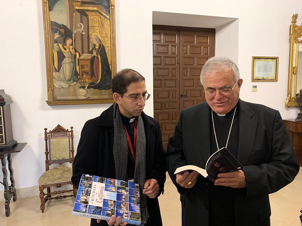 BIENVENIDOS AL CONGRESO SAN JUAN DE ÁVILA