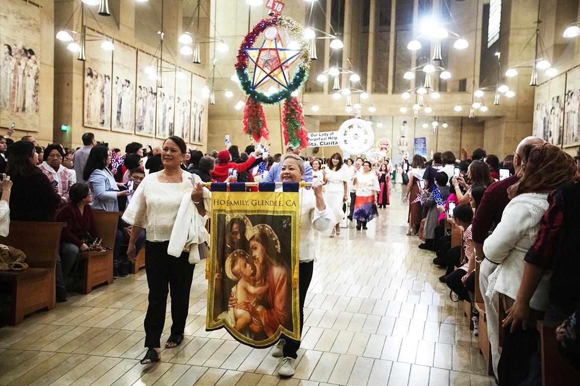 CELEBRACIÓN DE SIMBANG GABI, UNA TRADICIÓN FILIPINA QUE REMONTA A 500 AÑOS DE ANTIGÜEDAD